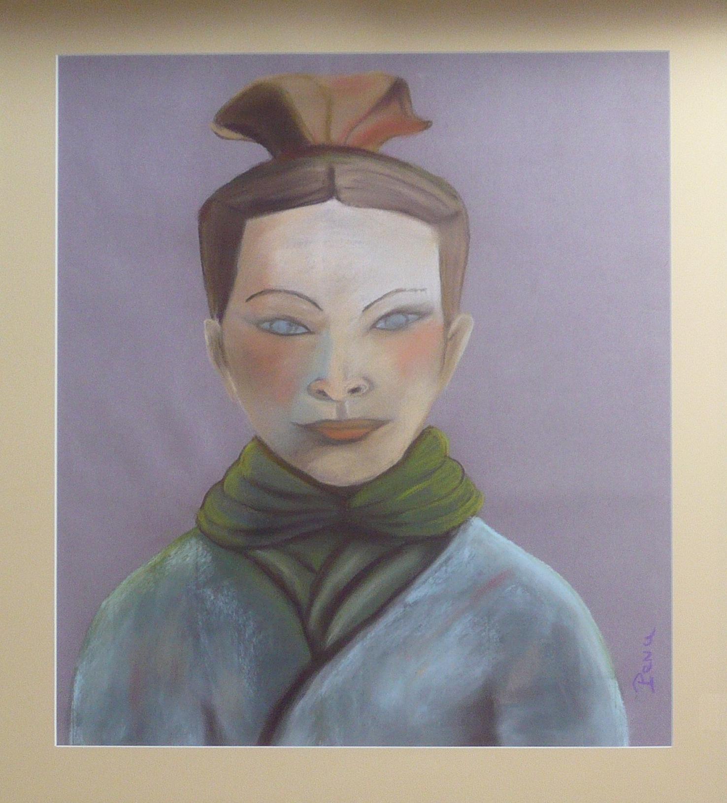 Jeune guerrier de Qin