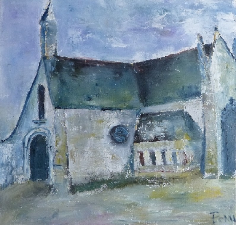 La chapelle de Groanec
