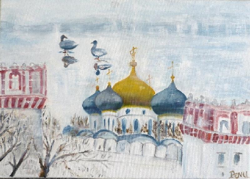 Reflet de Novodievitchi