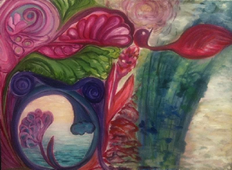 Paysages imbriqués