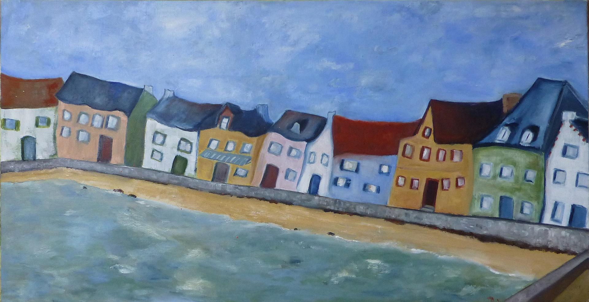 Maisons de Molène