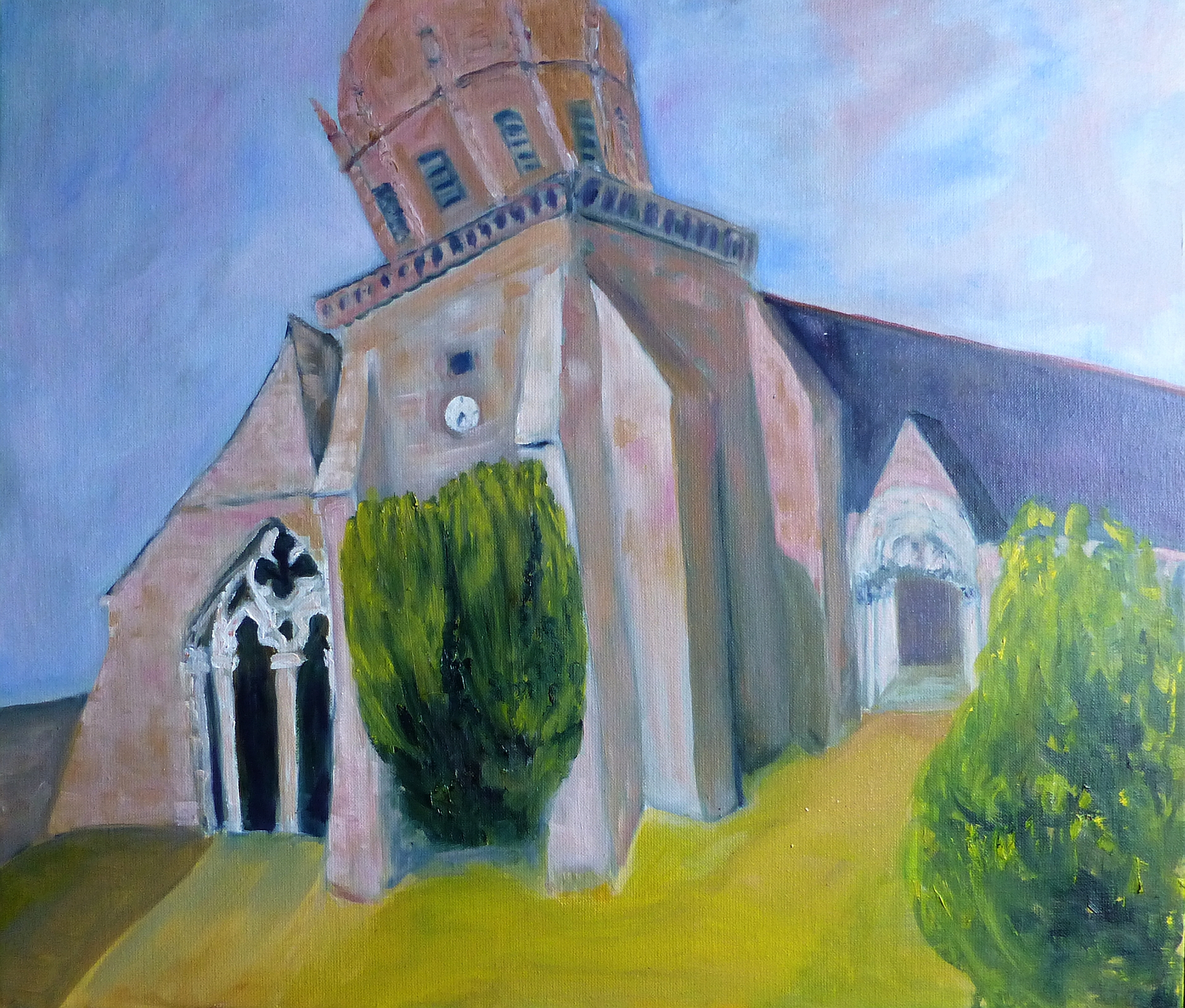 Eglise Saint-Jacques (Perros-Guirec)