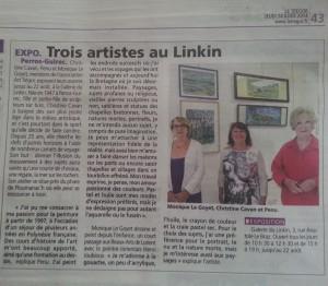 Le Trégor 14 08 2014 Galerie Linkin