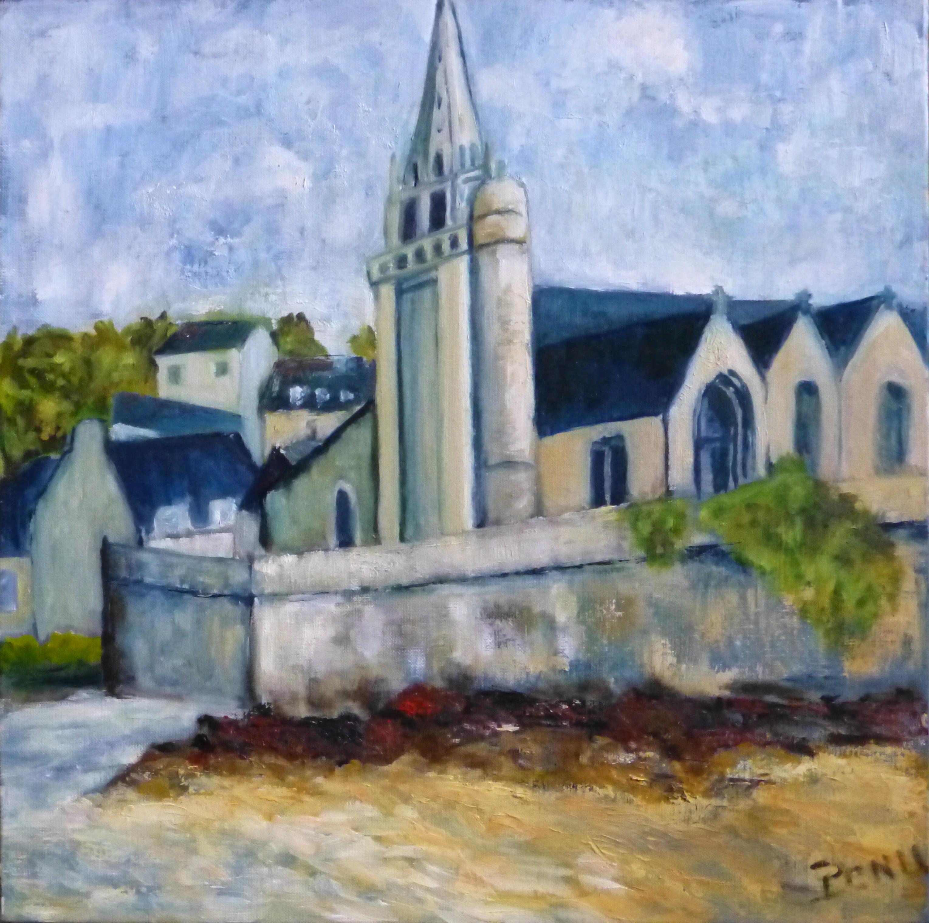 L'église de Saint-Michel en Grève