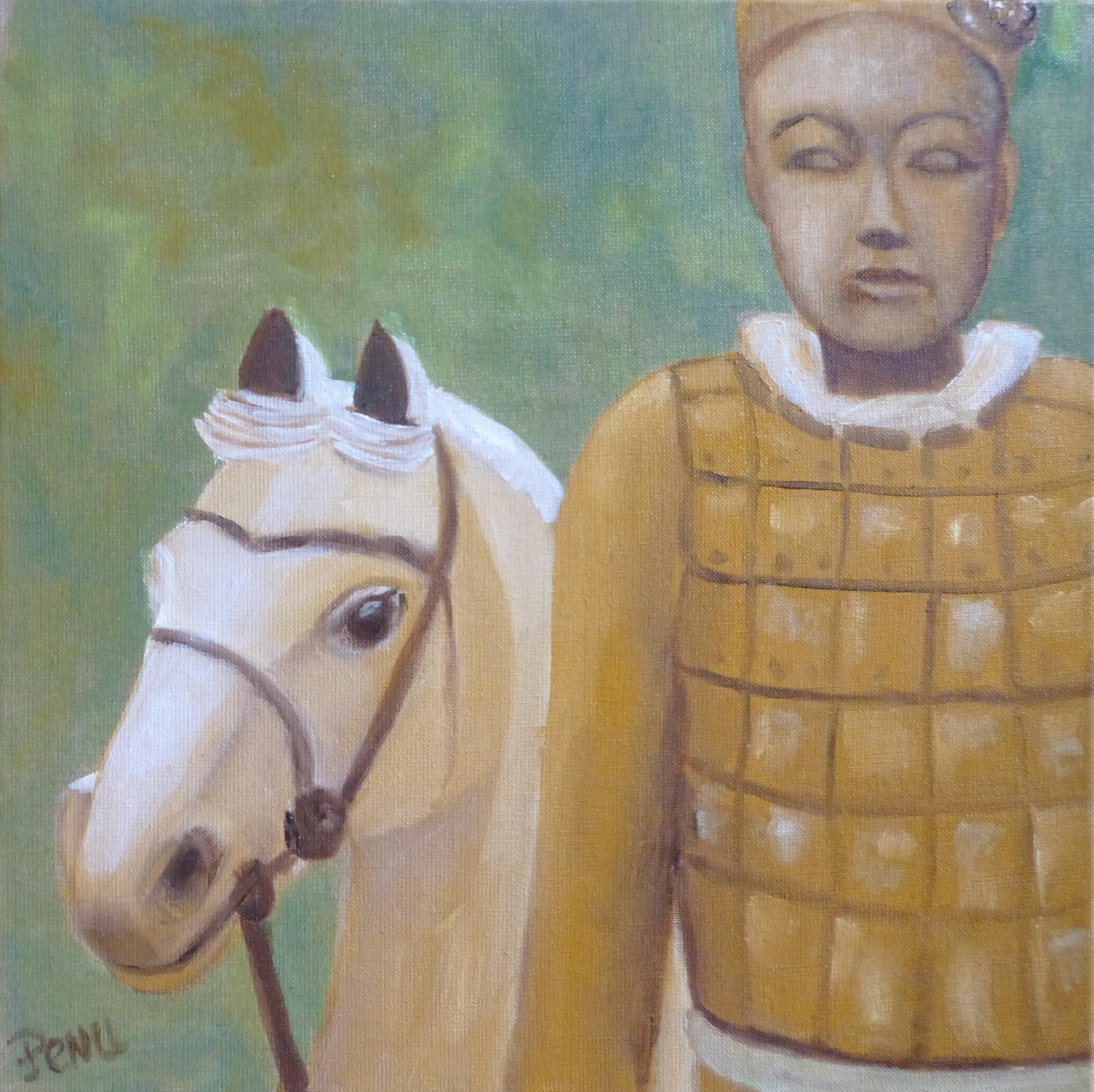 Cavalier de Xian