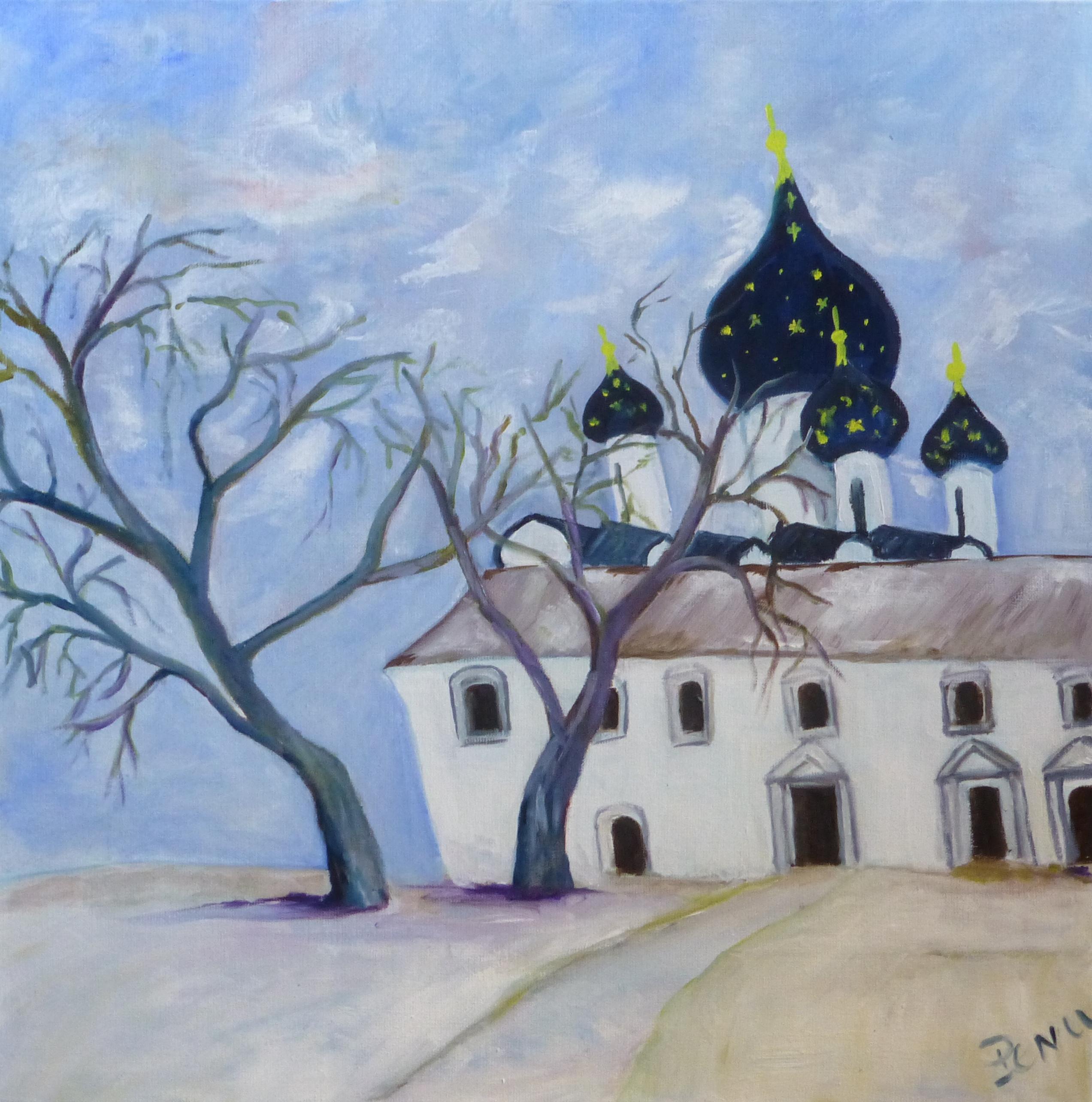 Cathédrale de Souzdal revisitée