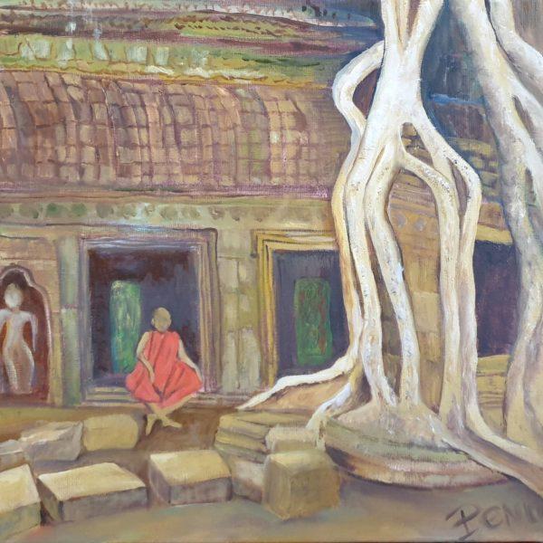 Racines d'Angkor
