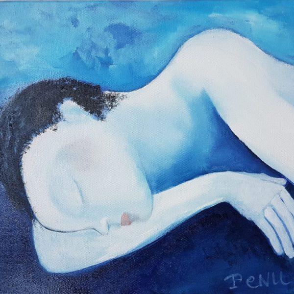 Sommeil bleu